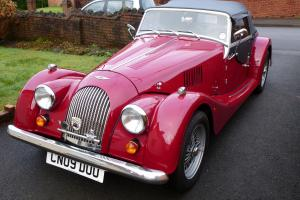 2009 MORGAN PLUS FOUR - Centenary Year Model