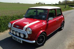 Mini Cooper Monte Carlo - Classic Mini Rover Austin Morris  Photo