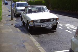 1977 TRIUMPH STAG V8 AUTO IN FIRST CLASS CONDITION 1 YEAR MOT 6 MONTHS TAX  Photo