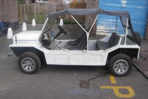 1968 Austin Mini Moke 850 cc MkII colour White Full service history