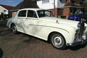 1963 ROLLS ROYCE SILVER CLOUD III  Photo