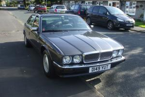 classic jaguar xj6  Photo