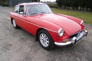 1974 MG B GT MGB GT COUPE 1.8