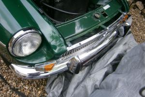 MGB MG B 1.8 Twin SU Carbs Sports Roadster 1972 K