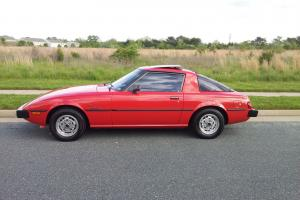 Mazda RX-7 1979 Low Miles, All Documentation, Mint, Collector Car, Mint SA22C