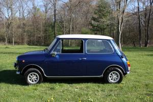 1972 Mini Cooper Innocenti 1275. The Italian Mini.