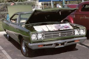 1969 Plymouth Road Runner 383 Classic