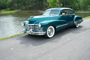 1947 Cadillac Series 62 Fastback Coupe   Restomod / Streetrod Photo
