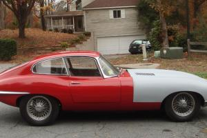 1965 Jaguar XKE 2 seater Coupe