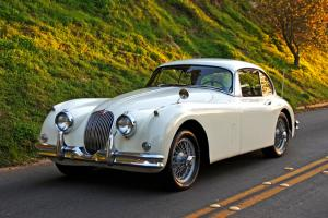 1958 Jaguar XK150 Fixed Head Coupe - Incredible CA Car, Numbers Matching