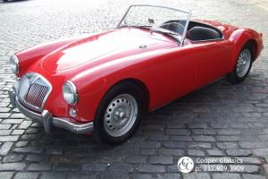 1959 MG MGA Twin Cam Roadster