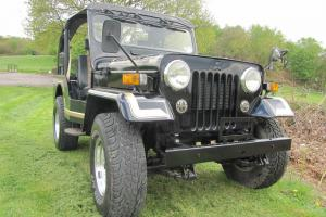 WILLYS CJ3B MITSUBISHI J55 JEEP