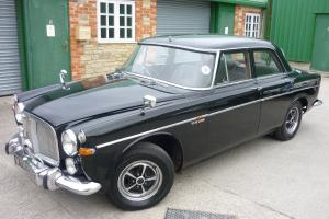 Rover P5 Saloon  Photo