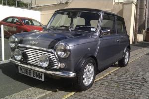 1993 ROVER MINI COOPER 1.3I GREY/BLACK  Photo