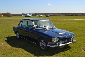 Genuine Triumph 2.5pi Mk1 Saloon 1969  Photo