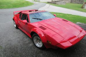 Detomaso Pantera Twin turbo
