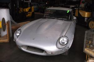 1968 Jaguar E Type series 1 1/2