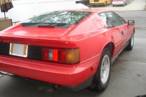 Esprit  2 time faster than ferrari 308 and good on gas! other classic fiat alfa Photo