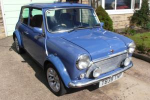 Mini 40 le in Island Blue the best colour,only 24k on the clock