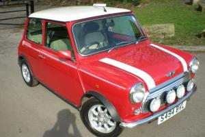 Rover Mini Cooper Mpi 1.3 1998 Fuel Injected Great Example Original  Photo