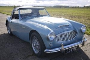AUSTIN HEALEY 3000 MK I (1960)  Photo