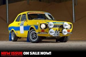 ESCORT MK1 STAGE RALLY CAR STUNNING RS2000 MEXICO TWIN CAM FAST N FURIOUS