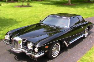 1977 Stutz Blackhawk VI 33,051 Mileage Premium Luxury Coup Photo