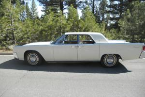 1961 Lincoln Continental Hardtop