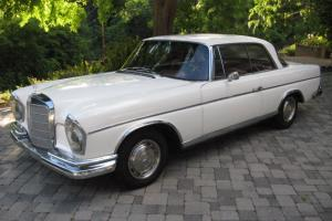 1967 Mercedes Benz 300SE Coupe