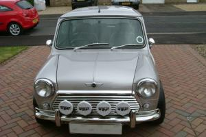 Classic Rover Mini 1.3 mpi,1997, immaculate. 9,200 genuine miles from new.
