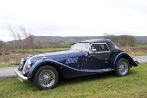 Morgan 4/4 Long-door