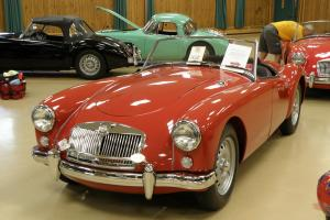 1959 MG MGA TWIN CAM Photo