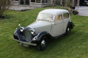 Sunbeam Talbot 2 ltr Sports Saloon 1946