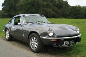 Triumph GT6 1974 Mk3  Photo