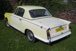 TRIUMPH HERALD 1200 COUPE CHERISHED NUMBER 379 PE  Photo