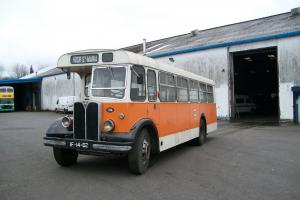 AEC Regal Single Deck Bus Ex Lisbon 104