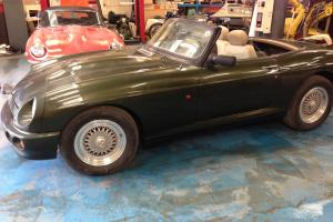 MG rv8 MGR v8 Unfinished 6800mls