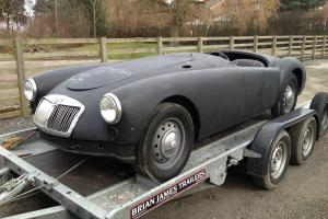1956 /60 MGA 1600 TOURER  Photo