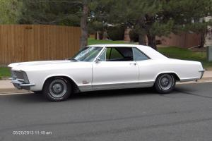 1965 BUICK RIVIERA GRAN SPORT FACTORY ORDERED SUPER WILDCAT 465 * * FACTORY  A/C