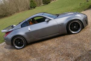 Nissan 350 Z Veilside Auto Fast and Furious look a like