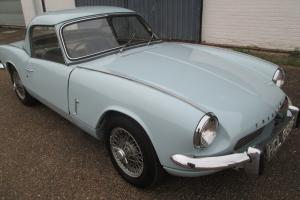 TRIUMPH SPITFIRE MK3.very desirable.fully restored in 2000.only 3 owners/new.