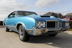 1971 Oldsmobile 442 455 Numbers matching Documented Rar