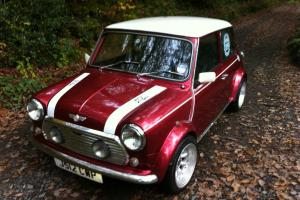 classic 1991 mini cooper  Photo
