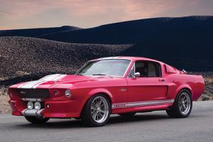 1967 Shelby GT 500 built by Custom Creations in Texas