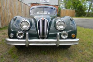 1956 JAGUAR XK140 MATCHING NUMBER SPECIAL EQUIPMENT COUPE