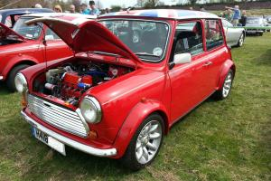 1991 ROVER MINI COOPER, Full Nut