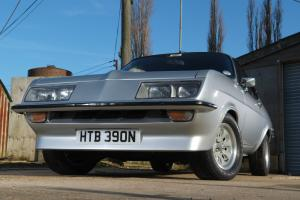 1975 VAUXHALL FIRENZA 2279 DN SILVER DROOPSNOOT  for Sale