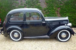 CLASSIC CAR - 1937 STANDARD FLYING NINE