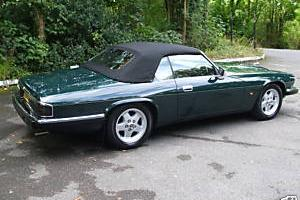 1993 JAGUAR XJS CONVERTIBLE 4.0 FACELIFT MODEL