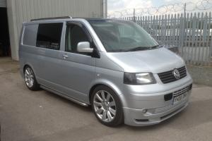 2008 VOLKSWAGEN TRANSPORTER KOMBI 4 MOTION  Photo
